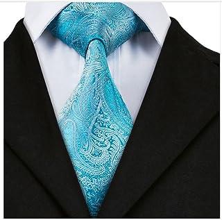 351f72bdd1c Hombres del 100% Seda Estampado Paisley Diseño Italiano lazos ideal para  bodas, ocasiones formales