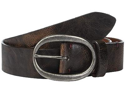 Torino Leather Co. 38 mm Shrunken Glove Leather (Brown) Men