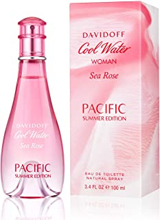 Davidoff Cool Water For Women 100ml - Eau de Toilette