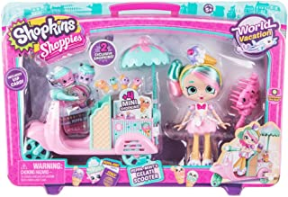 Shopkins Shoppies Peppa-Mint's Gelati Scooter