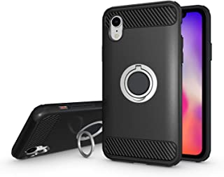 olixar armaring iphone xr finger loop tough case