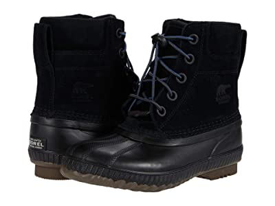 SOREL Kids Cheyannetm II (Little Kid/Big Kid) (Black) Boys Shoes