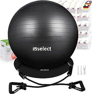 comprar comparacion HBselect Balones De Ejercicio Fitness Pelota Pilates Embarazadas Bola De Equilibrio Fitness para Gimnasio Yoga