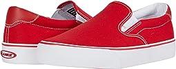 Mars Red/White