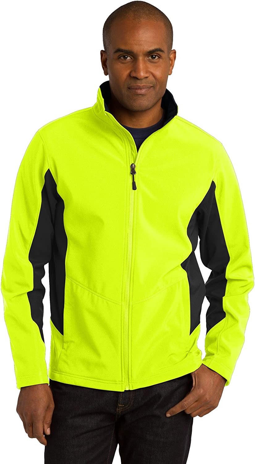 Port Authority Men's Tall Core Colorblock Soft Shell