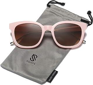 f83a38d1fc Amazon.com  Pinks - Sunglasses   Sunglasses   Eyewear Accessories ...