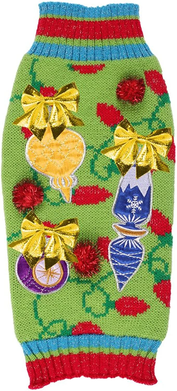 Holiday Sweaters Lights Costumes, Small