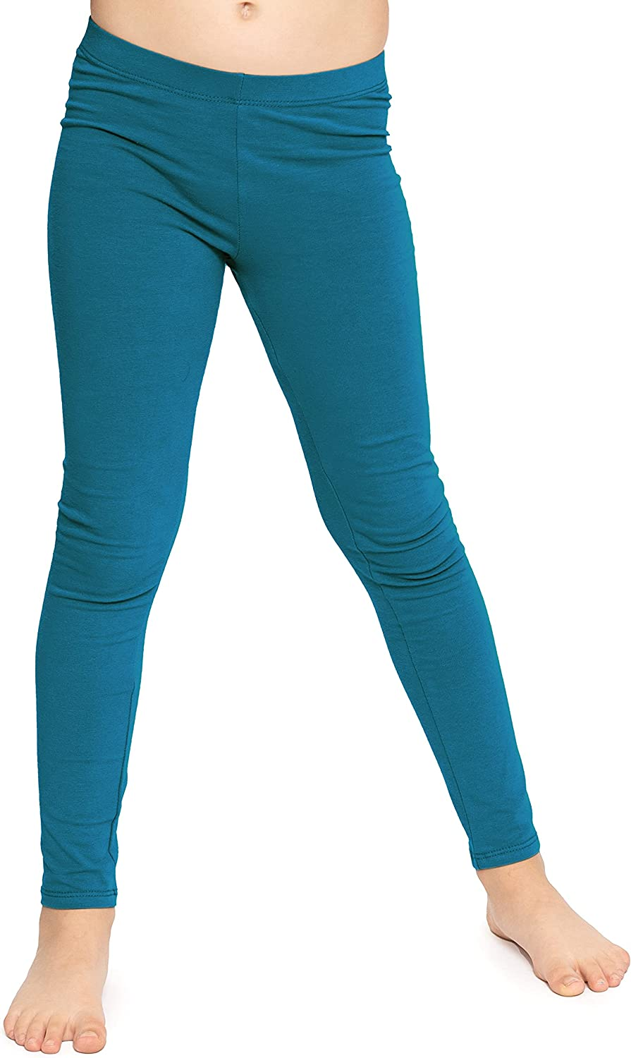 Oh So Soft Solid Leggings New Shipping Free Shipping Girl's Print and Max 72% OFF