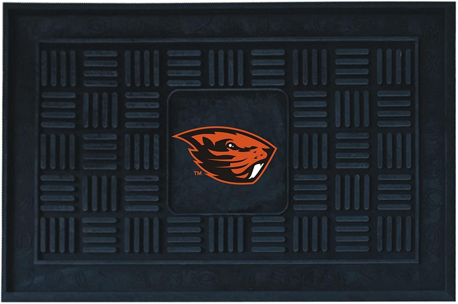 Oregon State Heavy Duty Vinyl Doormat
