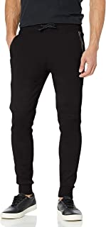 WT02 Men's Premium Jogger with Warmer, Softer, Breathable Power Fleece