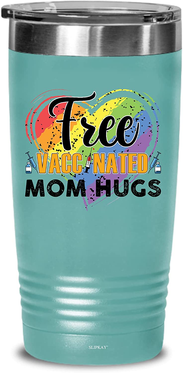 Gay In a popularity Pride Lesbian Free Vaccinate Mom Hugs Lgbt 20oz Tumbler Gift Great interest