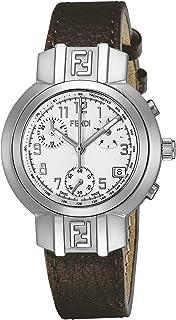 [フェンディ] 腕時計 Zucca Chrono F112100101 レディース 並行輸入品 ブラウン