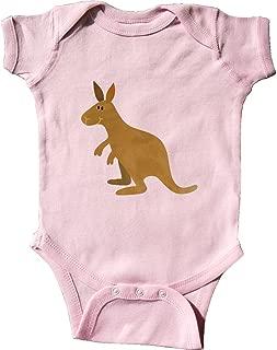 inktastic Kangaroo Cute Infant Creeper