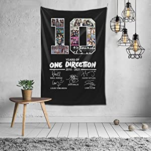 ZGQIMEI One Tapestry Wall Hanging D-irec-Tion 60x40 Inches Soft Durable Skin-Friendly Fashion Home Decor Wall Hanging for Living Room Bedroom Dorm Picnic Cloth