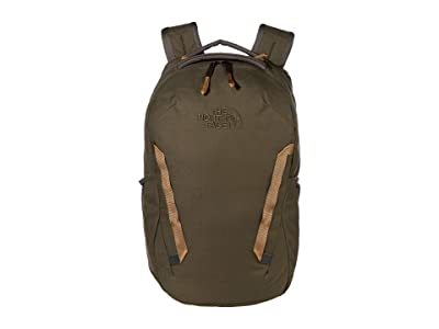 The North Face Vault Backpack (New Taupe Green/Utility Brown) Backpack Bags