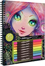 Nebulous Stars Colouring Book - Black Pages Colouring Books & Pads