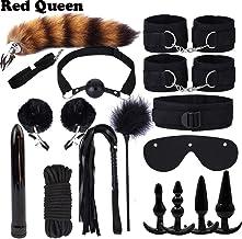 WYQ-BB Cosplay Bundle Encuadernación Accesorio de Vestir for 17pcs Pareja Placer del Juego/Set Black Suits discreta de envío