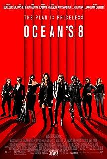 映画ポスター オーシャンズ 8 OCEANS 8 US版 両面印刷 D/S ds2 [並行輸入品]...