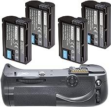 Best nikon d810 battery grip Reviews