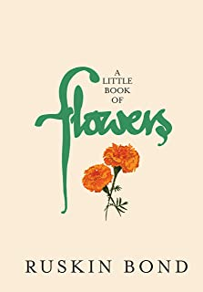 A LITTLE BOOK OF FLOWERS [Hardcover]