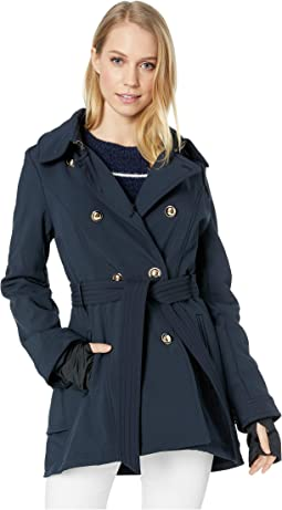 Military Inspired Softshell Trench
