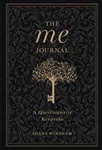 The Me Journal: A Questionnaire Keepsake (Gilded, Guided Journals)