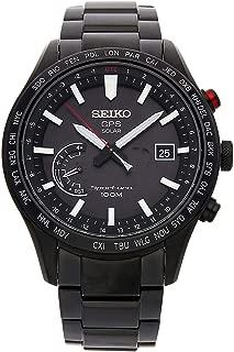 Seiko Sportura Quartz (Battery) Black Dial Mens Watch SSF005 (Certified Pre-Owned)