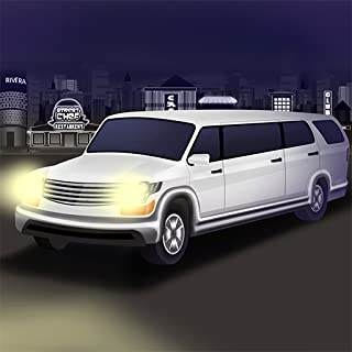 L.A. Limousine Services : The Los Angeles Crazy Night Ride Game - Gold