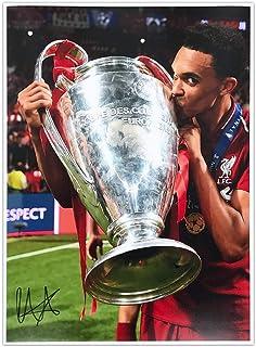 Trent Alexander-Arnold Signed Liverpool Photo: 2019 Champions League Winner | Autographed Memorabilia