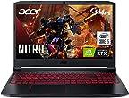 "Acer Nitro 5 AN515-55-53E5 Gaming Laptop | Intel Core i5-10300H | NVIDIA GeForce RTX 3050 Laptop GPU | 15.6"" FHD 144Hz IPS Display | 8GB DDR4 | 256GB NVMe SSD | Intel Wi-Fi 6 | Backlit Keyboard"