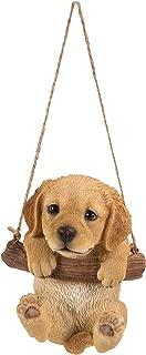 Hanging Golden Retreiver Puppy