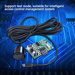 Ultrasone sensor, met plastic temperatuurcompensatie bepaald door uitvoermodus afstandssensor voor intelligent toegangscon...