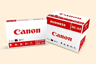 Canon Business Paper All Purpose A4 Paper Box (Pack of 5)