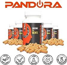 Pandora Nootrópico Natural . Favorece la Concentración y