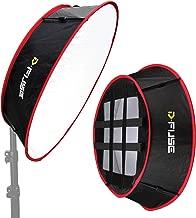 Kamerar D-Fuse Trapezoid Cylinder LED Light Panel Softbox: 11.5