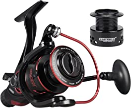 large capacity fishing reels
