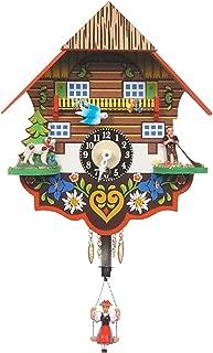 Alexander Taron Importer 193SP Engstler Key Wound Clock - Mini Size - 7.5