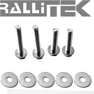RalliTEK Skid Plate Hardware - Legacy & Outback 00-04 / Baja 03-06
