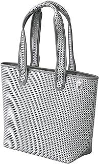 SPICE OF LIFE(スパイス) 鞄 ライトバッグ クールグレー 45×16×33.5cm EVA樹脂 軽量 耐水 メッシュ A4対応 トートバッグ PTLN1710GY