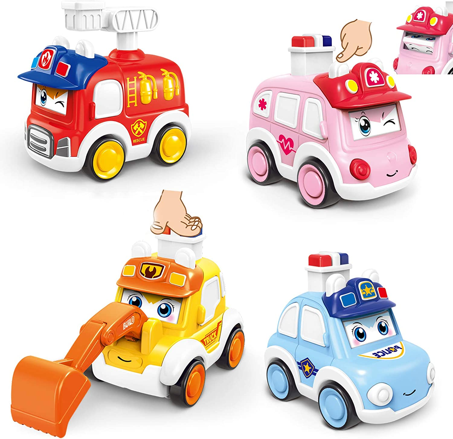 ZMZS Baby Cars Toy for 3 Year Go Ranking TOP1 Toddler Push Old Boy Wind New product! New type