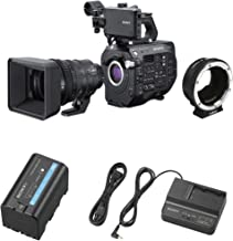 Sony PXW-FS7 II 4K XDCAM Super 35 Camcorder Kit with 18-110mm Zoom Lens - Bundle with Metabones Canon EF/EF-S Lens to E Mo...