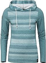 Chillaz Dames Corno Grande hoodie, turquoise multicolor, 36