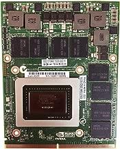 Genuine New for Dell Precision M6700 M6600 M6800 Mobile Workstation Laptop NVIDIA Quadro 4000M Graphics Video Card Upgrade 2GB DDR5 MXM 3.0B VGA Board Replacement