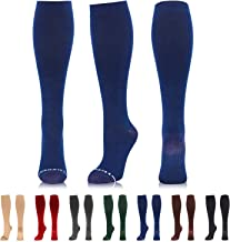 NEWZILL - Copper-Infused Compression Sock (15-20 mmHg) for Men & Women