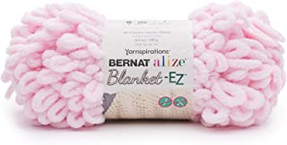 Bernat 16103737003 Alize Blanket-EZ Yarn Powder Pink