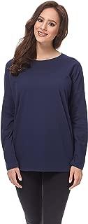 Italian Fashion IF Camiseta de Encaje con Tirantes Anchos Mujer J1913C1