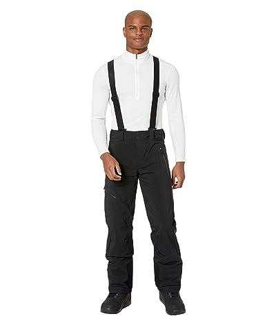 Obermeyer Force Suspender Pants (Black 2) Men
