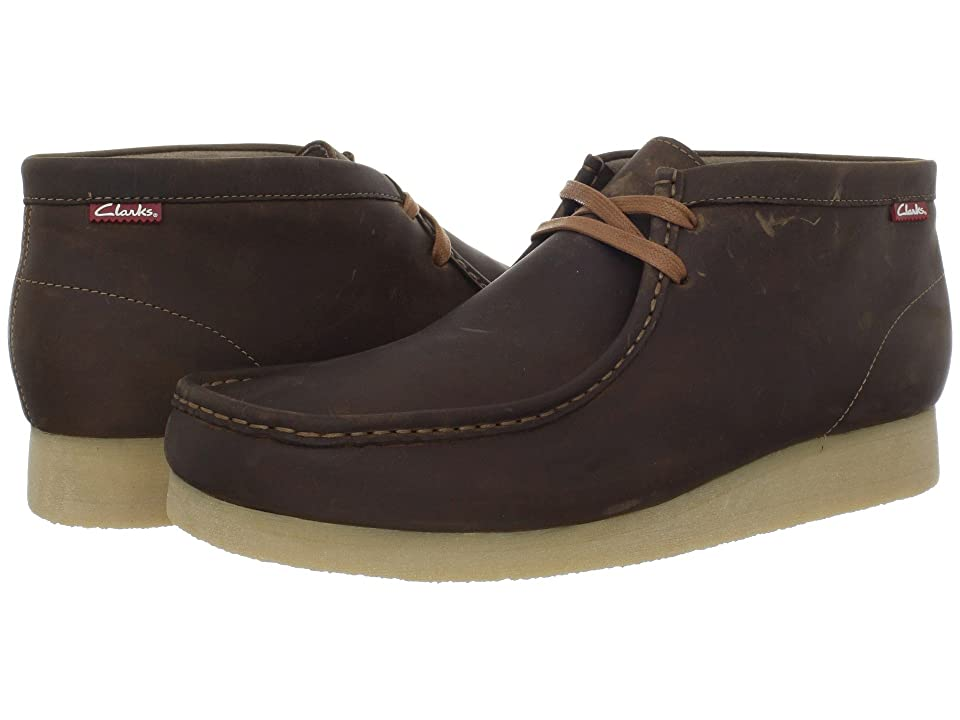 Clarks Stinson Hi (Beeswax) Men