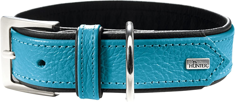 Hunter HT61835 Capri Nappa Leather Collar, One Size