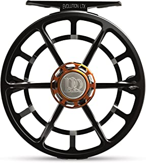 Ross Reels Evolution LTX 5-6- Black